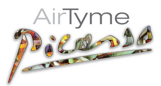 mark for AIRTYME PICASSO, trademark #85576620