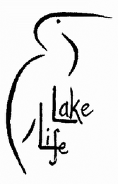 mark for LAKE LIFE, trademark #85576663