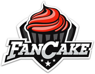 mark for FANCAKE, trademark #85576883