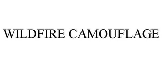mark for WILDFIRE CAMOUFLAGE, trademark #85576937