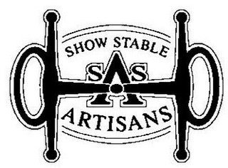mark for SHOW STABLE ARTISANS SSA, trademark #85577123