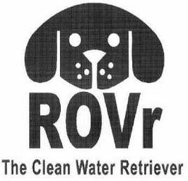 mark for ROVR THE CLEAN WATER RETRIEVER, trademark #85577210