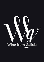 mark for WG WINE FROM GALICIA, trademark #85577281