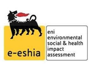mark for E-ESHIA AND ENI ENVIRONMENTAL SOCIAL & HEALTH IMPACT ASSESSMENT, trademark #85577503