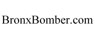 mark for BRONXBOMBER.COM, trademark #85577585