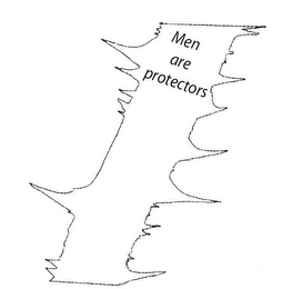 mark for MEN ARE PROTECTORS, trademark #85577795