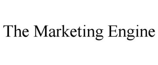 mark for THE MARKETING ENGINE, trademark #85577815