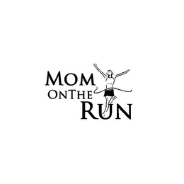 mark for MOM ON THE RUN, trademark #85577952