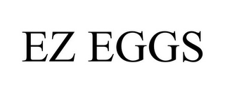 mark for EZ EGGS, trademark #85578192