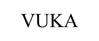 mark for VUKA, trademark #85578397