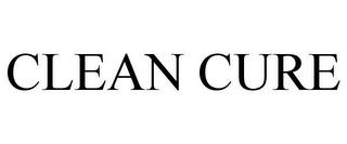 mark for CLEAN CURE, trademark #85578448
