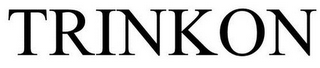 mark for TRINKON, trademark #85578526