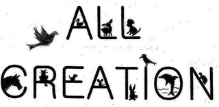 mark for ALL CREATION, trademark #85578735