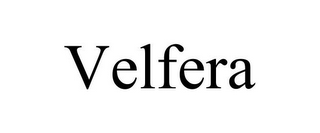 mark for VELFERA, trademark #85578792