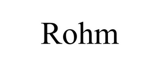 mark for ROHM, trademark #85578884