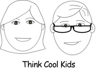 mark for THINK COOL KIDS, trademark #85579183