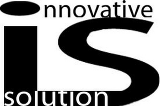 mark for IS INNOVATIVE SOLUTION, trademark #85579283