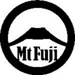 mark for MT FUJI, trademark #85579291