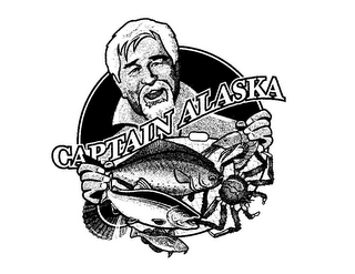mark for CAPTAIN ALASKA, trademark #85579576