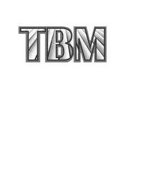 mark for TBM, trademark #85579600