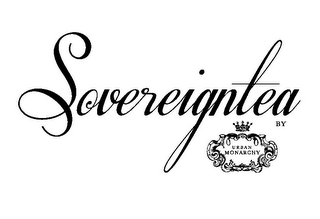 mark for SOVEREIGNTEA BY URBAN MONARCHY, trademark #85579652