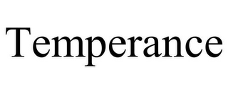 mark for TEMPERANCE, trademark #85579778