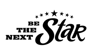 mark for BE THE NEXT STAR, trademark #85579799