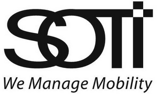 mark for SOTI WE MANAGE MOBILITY, trademark #85580125