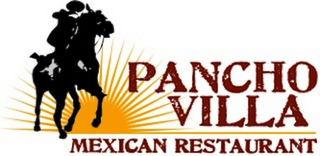 mark for PANCHO VILLA MEXICAN RESTAURANT, trademark #85580732