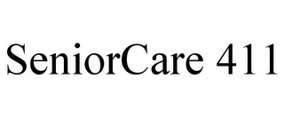 mark for SENIORCARE 411, trademark #85580896