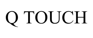 mark for Q TOUCH, trademark #85581025