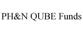 mark for PH&N QUBE FUNDS, trademark #85581260