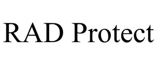 mark for RAD PROTECT, trademark #85581492