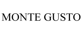 mark for MONTE GUSTO, trademark #85581941