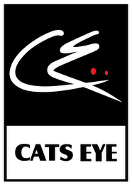 mark for CE CATS EYE, trademark #85581990