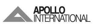 mark for A APOLLO INTERNATIONAL, trademark #85581995