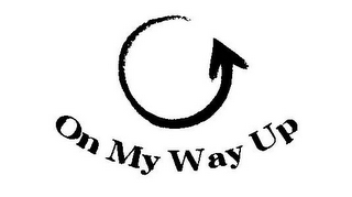 mark for ON MY WAY UP, trademark #85582035