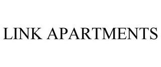 mark for LINK APARTMENTS, trademark #85582061