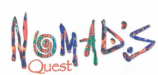 mark for NOMAD'S QUEST, trademark #85582243