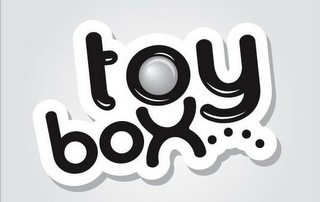 mark for TOY BOX, trademark #85582307