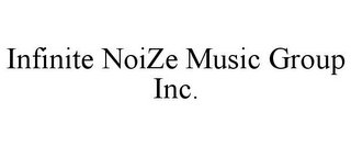 mark for INFINITE NOIZE MUSIC GROUP INC., trademark #85582918
