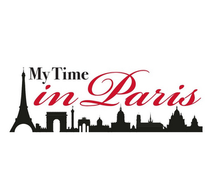mark for MY TIME IN PARIS, trademark #85583060