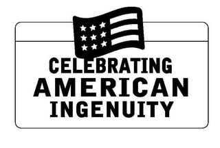 mark for CELEBRATING AMERICAN INGENUITY, trademark #85583438