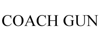 mark for COACH GUN, trademark #85583503