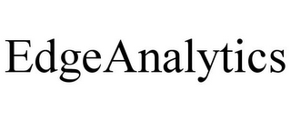 mark for EDGEANALYTICS, trademark #85583600