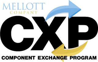 mark for MELLOTT COMPANY CXP COMPONENT EXCHANGE PROGRAM, trademark #85583716