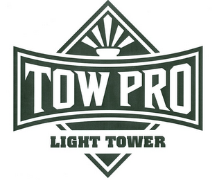 mark for TOW PRO LIGHT TOWER, trademark #85583833