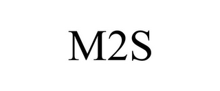 mark for M2S, trademark #85583838