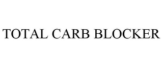mark for TOTAL CARB BLOCKER, trademark #85583881