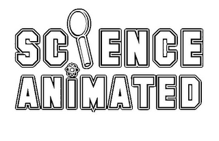 mark for SCIENCE ANIMATED, trademark #85584065